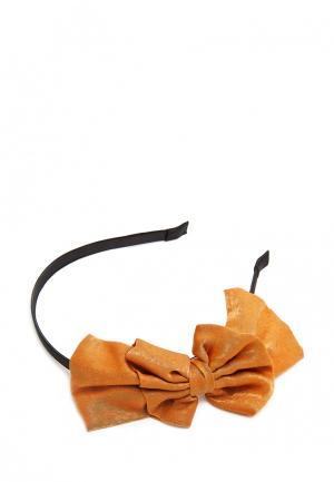 Ободок Kameo-Bis. Цвет: оранжевый
