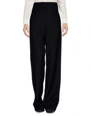 Повседневные брюки LOEWE. Цвет: черный