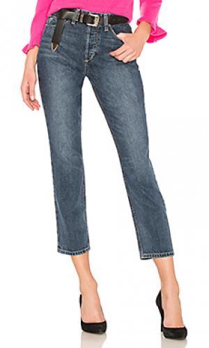 Укороченные джинсы the high rise smith Joes Jeans Joe's. Цвет: none