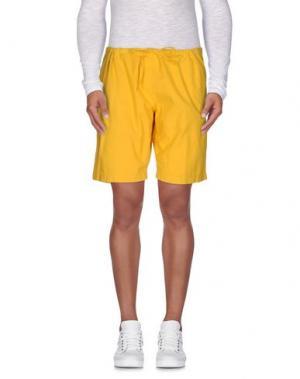 Бермуды TS(S). Цвет: желтый