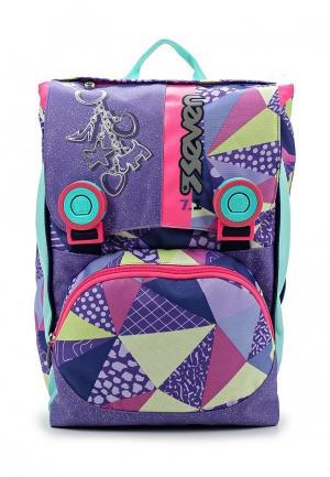 Рюкзак Seven. Цвет: разноцветный
