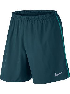 Шорты M NK DRY SHORT 7IN CORE Nike. Цвет: серо-голубой