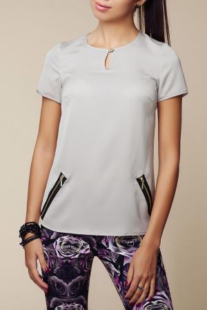 Блуза Ambigante. Цвет: серый