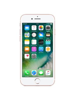 Смартфон iPhone 7 256GB Rose Gold Apple. Цвет: розовый