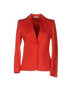 Пиджак PIU' &. Цвет: красный