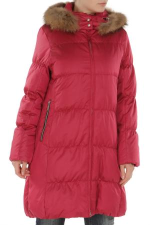 Куртка Loft. Цвет: фуксия