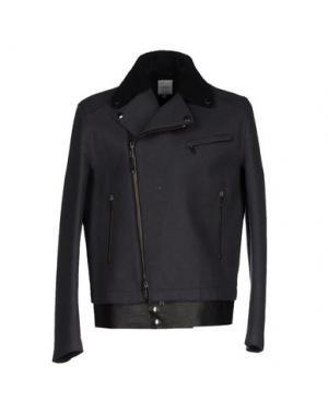 Куртка COSTUME NEMUTSO. Цвет: стальной серый