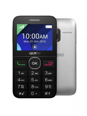Мобильный телефон Alcatel OneTouch 2008G Black/Silver. Цвет: черный, серебристый