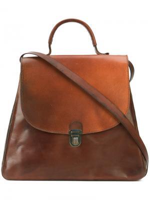 Маленькая сумка Cherevichkiotvichki. Цвет: коричневый