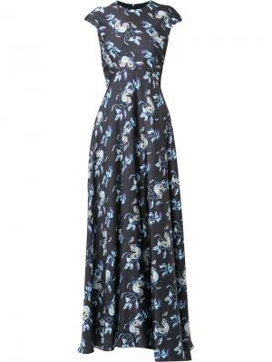 Платье Artemis Bianca Spender. Цвет: чёрный