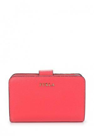 Кошелек Furla. Цвет: розовый