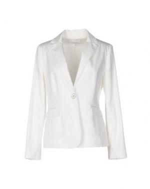Пиджак CALALUNA. Цвет: белый