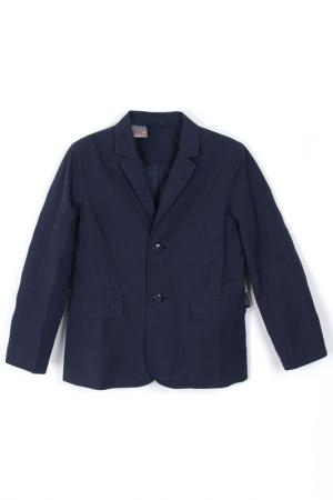 Пиджак Coccodrillo. Цвет: темно-синий