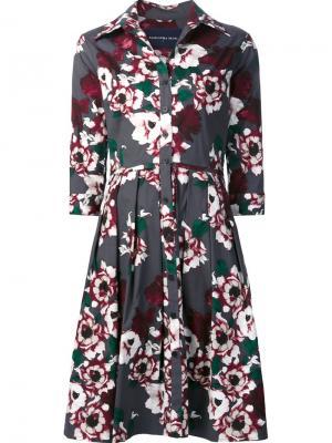 Audrey dress Samantha Sung. Цвет: серый