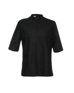 Pубашка NOSTRASANTISSIMA. Цвет: черный
