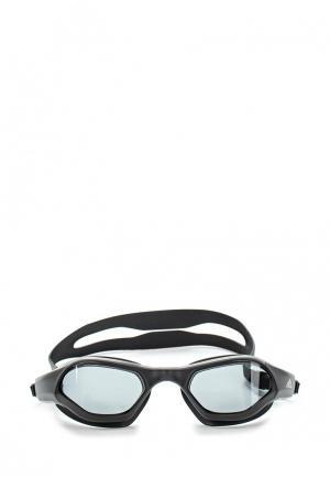 Очки для плавания adidas Performance. Цвет: черный