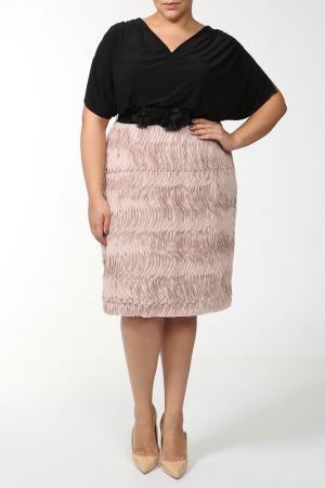 Платье Verpass. Цвет: черный
