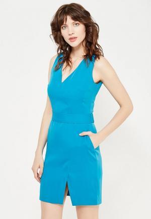 Платье Love Republic. Цвет: бирюзовый