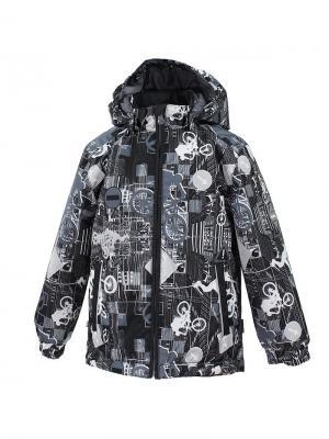 Куртка для детей JODY HUPPA. Цвет: черный