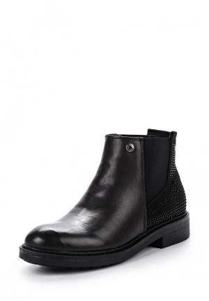 Ботинки Prendimi. Цвет: черный