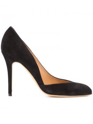 Классические туфли Alexa Wagner. Цвет: чёрный