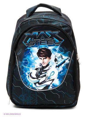 Рюкзак Max Steel Centrum. Цвет: черный