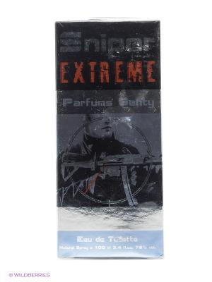 SNIPER EXTREME EDT 100 ML SPRAY PARFUMS GENTY. Цвет: прозрачный