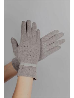 Перчатки Sophie Ramage. Цвет: серый