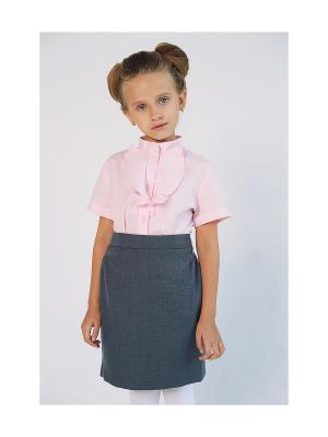 Блузка Chadolini. Цвет: розовый
