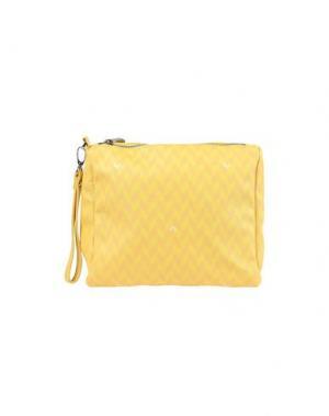 Beauty case MIA BAG. Цвет: желтый