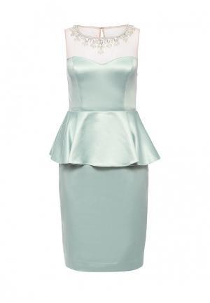 Платье Apart. Цвет: мятный