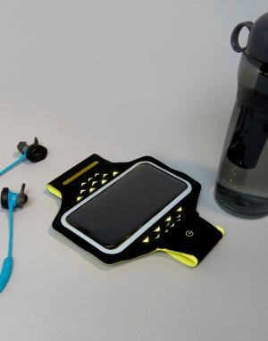 Hama Чехол для смартфона на предплечье со светодиодной подсветкой Acti. Цвет: мульти