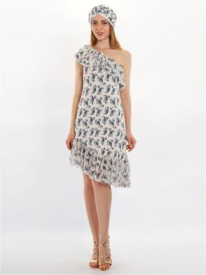 Платье, чалма LORICCI