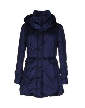 Куртка MARC CAIN. Цвет: темно-синий