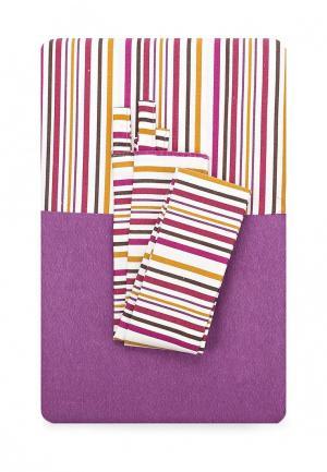 Шторы Sanpa. Цвет: фиолетовый