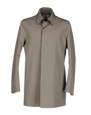 Легкое пальто KIRED. Цвет: серый
