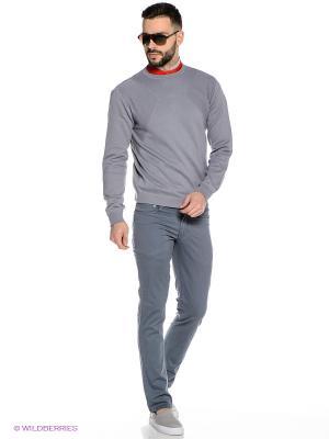 Джемпер Mavango. Цвет: серо-голубой