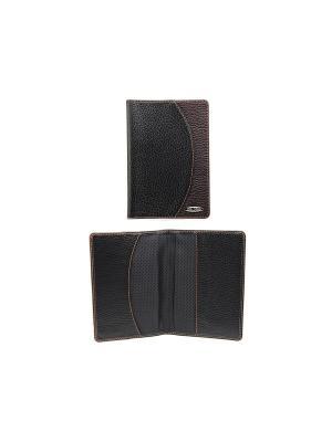 Обложка паспорта Вектор. Цвет: черный, коричневый