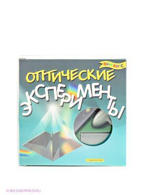 Набор Оптические эксперименты Fun kits. Цвет: зеленый