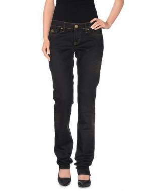 Джинсовые брюки POLO JEANS COMPANY. Цвет: стальной серый
