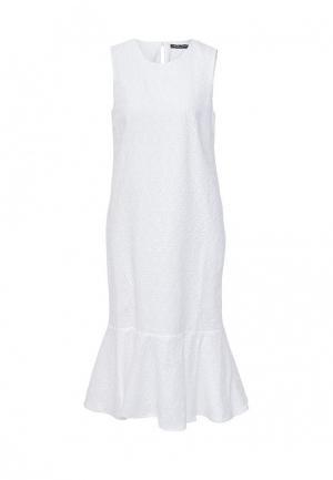 Платье Isabel Garcia. Цвет: белый