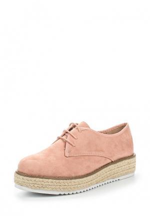 Ботинки Jessy Ross. Цвет: розовый