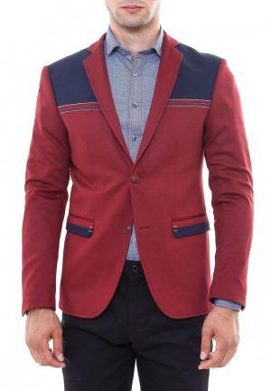 Пиджак Wessi. Цвет: бордовый