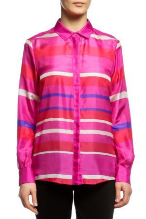 Рубашка Whos Who Who's. Цвет: розовый
