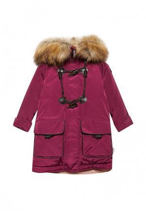 Куртка утепленная Boom. Цвет: бордовый