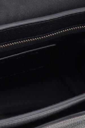 Кожаная сумка Marc Jacobs. Цвет: черный