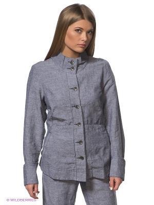 Куртки Columbia. Цвет: темно-серый, белый