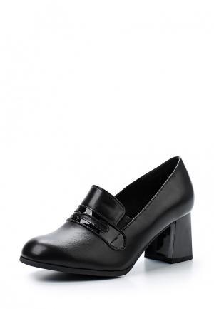 Туфли Betsy. Цвет: черный