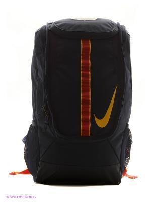 Рюкзак ALLEGIANCE BARCELONA SHIELD CO Nike. Цвет: синий, красный, желтый