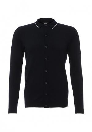 Кардиган Burton Menswear London. Цвет: синий